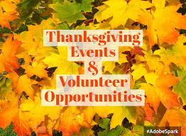 events volunteer opportunities in hays county