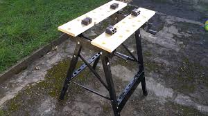 Keter Clamps Lightweight Workbench Youtube