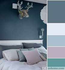 bluish gray and white decorating ideas soften and styled by purple