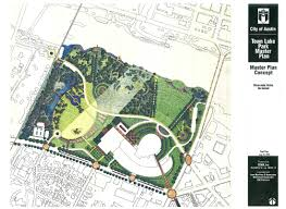 City Of Austin Development Map by Town Lake Park Project History Austintexas Gov The Official