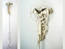odd and unique wall clocks u2014 john robinson house decor unique