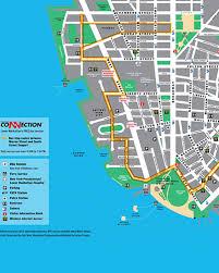 downtown manhattan map itineraries walking tours downtown alliance
