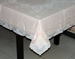 lace vinyl table covers table cloth 54 x 72 katwa clasic fancy lace vinyl tablecloth