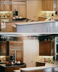 Austin Kitchen Cabinets Austin Texas Cabinet Refinishing Re Facing Painting