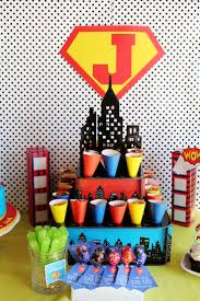 Superman Decoration Ideas by The 25 Best Superman Party Decorations Ideas On Pinterest