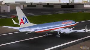 the boeing 737 800 american airlines for gta san andreas