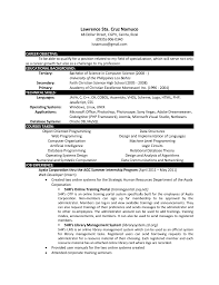 Resume Samples Recruiter by Us Army Recruiter Resume Military Resume Writing Services Free