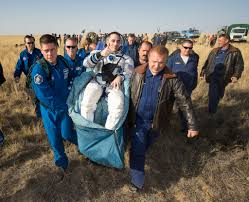 expedition 36 crew home safe after 166 day space station mission