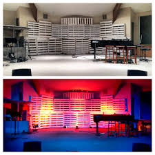 New Year Stage Decoration Ideas by 3 Years Of Stage Design