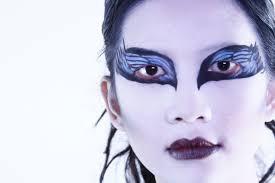 Halloween Black Swan Makeup Black Swan Eye Makeup Kit Mugeek Vidalondon