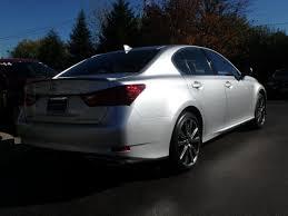 certified pre owned lexus gs 350 certified pre owned 2015 lexus gs 350 f sport awd 4dr sedan in