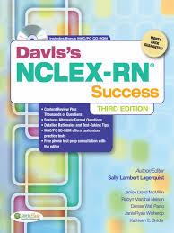 davis u0027s nclex rn success 3e 2012 pdf unitedvrg