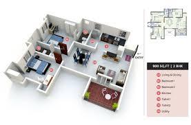 nagori sai vatika 2bhk apartments for sale in dhanori pune