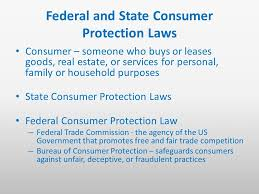 us federal trade commission bureau of consumer protection consumer protection development of consumer protection laws caveat