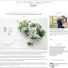 san diego wedding at the westgate hotel published on southern