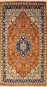 3x6 Rugs 0x5 U00277 Rug Pak Persian Design Orange Color Handmade Pak Persian