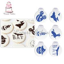 online get cheap cookie decorating stencils aliexpress com