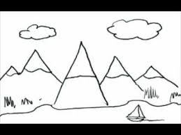 drawing from letters a how to draw lesson for kids youtube