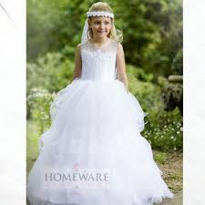 communion dresses holy communion dresses bridesmaid wedding flower girl dress uk