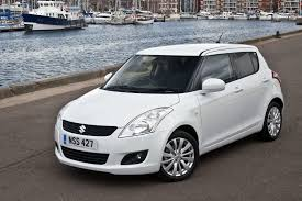 car new new suzuki swift priced from 9 995 in the uk