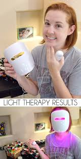neutrogena light therapy acne mask before and after clearer skin with neutrogena light therapy dream a little bigger