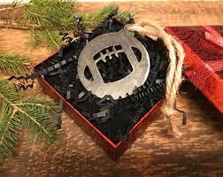 metal ornaments etsy