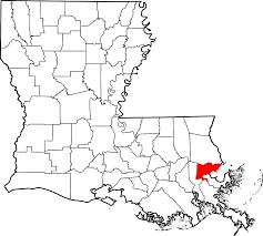 Map Of New Orleans Louisiana Orleans Parish U2013 Wikipedia