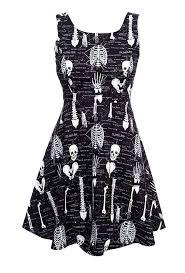 Skeleton Dress Glow In The Dark Skeleton Dress Exclusive Thinkgeek