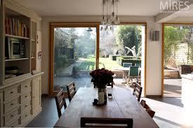 sejour ouvert sur cuisine séjour cuisine ouvert sur le jardin c0699 mires