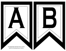 best 25 printable birthday banner ideas on pinterest diy
