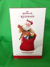 2014 hallmark limited edition toymaker santa 15 th anniversary ebay