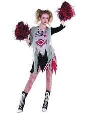zombie cheerleader women u0027s fancy dress ebay