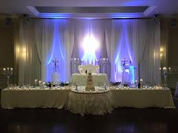 wedding backdrop toronto importance of a wedding backdrop in toronto babylon decor and