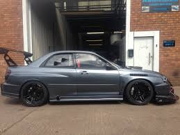 subaru blobeye stance mb developments blobeye nears completion page 2 scoobynet com