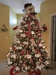 snowman christmas tree snowman christmas tree ornaments randyklein home design