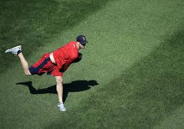 Yardwork Red Sox Indians Brawl - porcello still proving people wrong local news eagletribune com