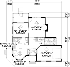 victorian style house plan 3 beds 1 00 baths 1835 sq ft plan 25