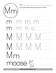 5 best images of printable letter m activities preschool