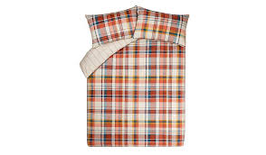 King Size Brushed Cotton Duvet Covers Brushed Cotton Check Duvet Cover Home U0026 Garden George