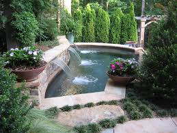 Landscape Design Ideas For Backyard with The Nice Backyard Landscape Design Ideas Front Yard