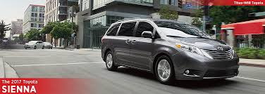 toyota car information 2017 toyota sienna model minivan model research information