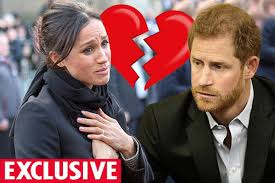 meghan harry meghan markle and prince harry will split before wedding says