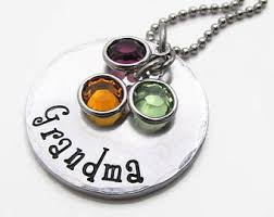 grandmother s necklace creative design grandmothers necklace custom sterling silver for