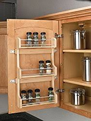Spice Racks For Kitchen Cabinets Fix Sagging Kitchen Cabinet Spice Rack