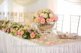 Silver Vases Wedding Centerpieces Silver Flower Bowl Silver Flower Vase For Wedding Centerpiece