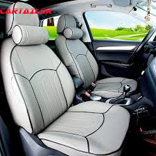 2013 camaro seat covers aliexpress com buy cartailor pu leather car seat cover set for