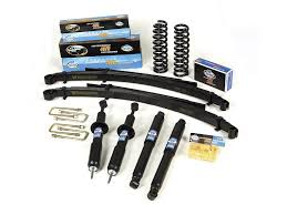land cruiser lift kit landcruiser 76 series 2 u2033 lift kit west coast suspensions