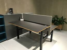 Sit Stand Desks by Cube Flow Sit Stand Desks Ergonomic Office Furniture For The