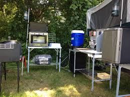Camping Kitchen Setup Ideas by Camp Kitchen Nice Set Up Chuck Boxes Pinterest Camps