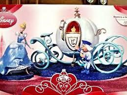 cinderella s coach dept 56 disney princess cinderella s coach bnib ebay